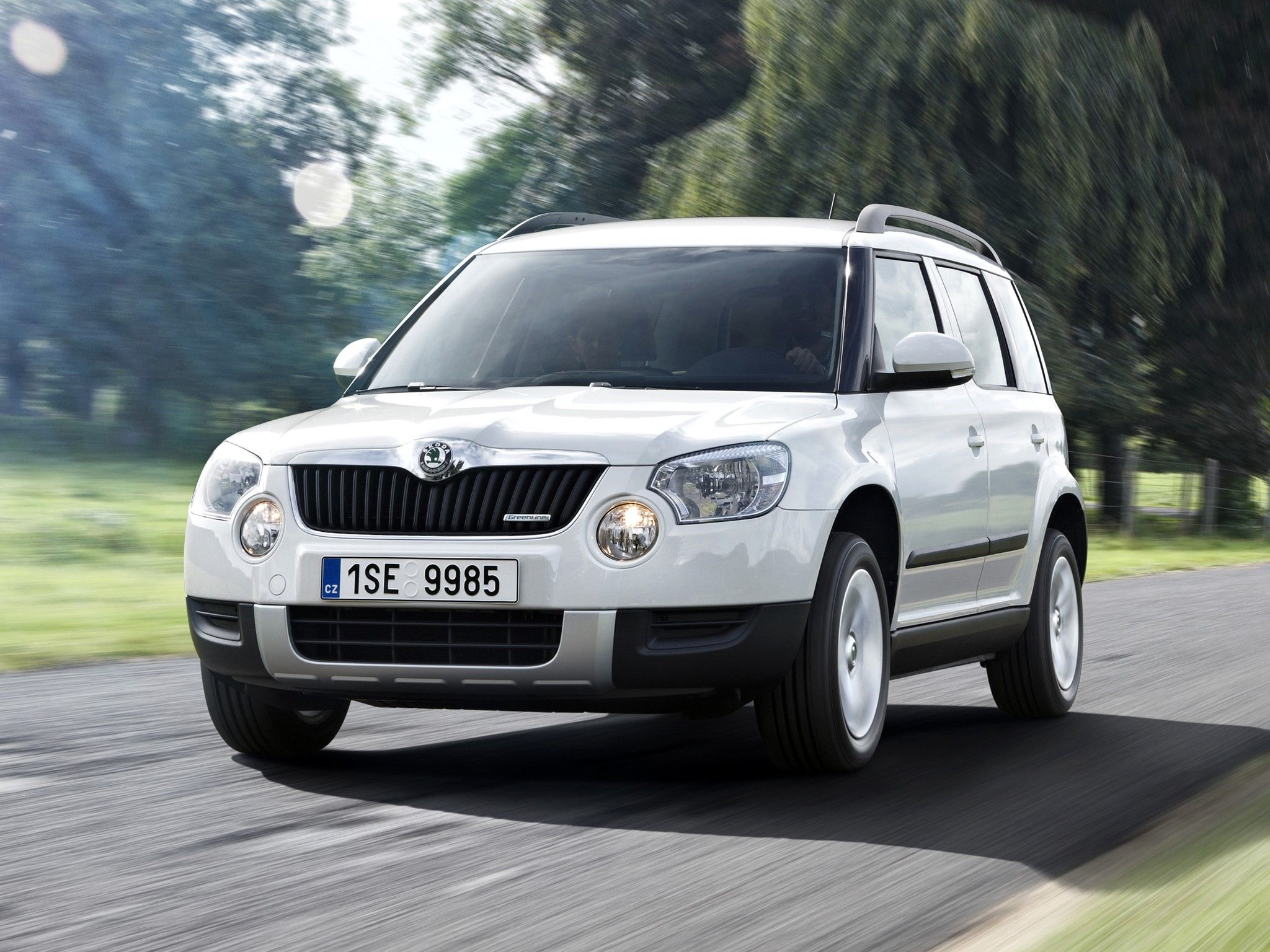 skoda yeti 2 0 tdi cr 110. Black Bedroom Furniture Sets. Home Design Ideas